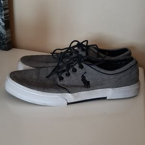Polo Canvas Shoes